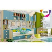 Детская  мебель Радуга-2