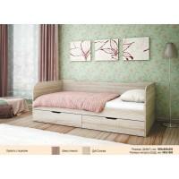 Кровать Пеликан с ящиками