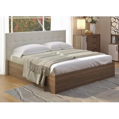 Кровать 1,6 Баунти с мягким изголовьем