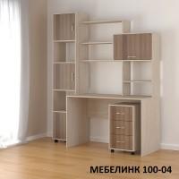 Компьютерный стол Мебелинк-100-04