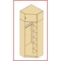 Шкаф угловой УШ 10