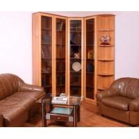 Шкаф библиотека Верона-1 угловая