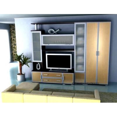Мебельная стенка Аврелия - 5