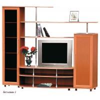 Мебельная стенка Бетховен-1