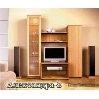 Мебельная стенка Александра-2