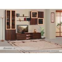 Мебельная стенка Домино-2