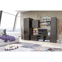 Мебельная стенка Кантри-2