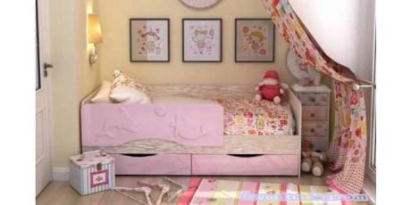 """Детские кровати """"Дельфин"""""""