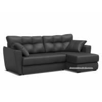 Угловой диван Амстердам  кожаный