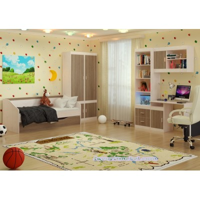 Детская мебель Паскаль 5