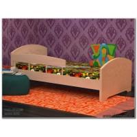Кровать Жанна c бортиком