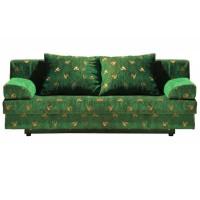 Диван Людовик зеленый