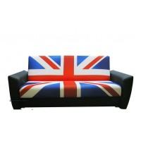 Диван книжка Британский флаг-1