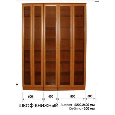 Книжный шкаф  Верона 5