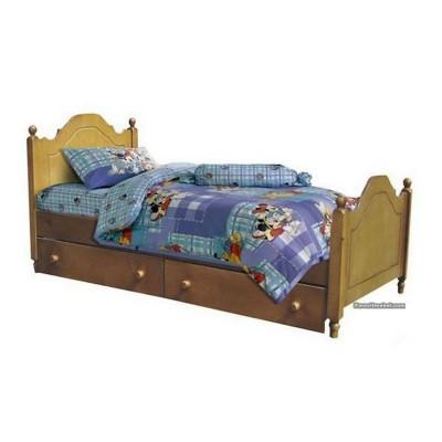 Кровать эльф.