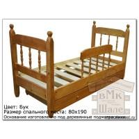 Детская кровать Кузя-1