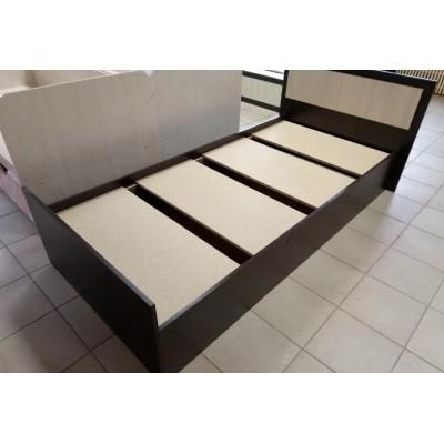 Кровать односпальная Фиеста 0,9 м.