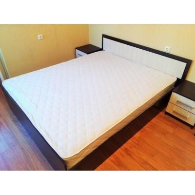 """Кровать 2-х спальная с матрасом """"Фиеста"""""""