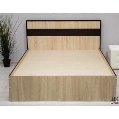 Кровать Лирика ЛК-2 с мягким изголовьем