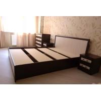 Кровать модерн 1.6 м
