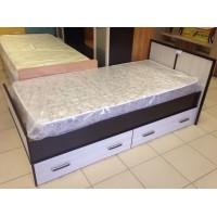 Кровать односпальная Сакура 0,9 м.
