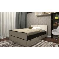 Кровать Сакура 1.4 м.