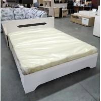 Кровать Двухспальная Валенсия дуб анкор