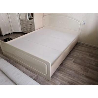 Кровать Виктория двухспальная 1.6 м.