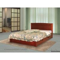Кровать из массива дерева Ариэль-2