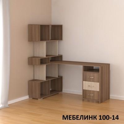 Компьютерный стол Мебелинк-100-14