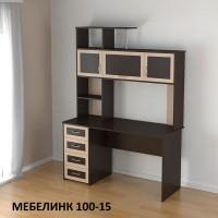 Компьютерный стол Мебелинк-100-15
