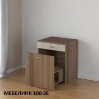 Компьютерный стол Мебелинк-100-26