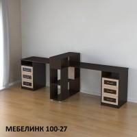 Компьютерный стол Мебелинк-100-27