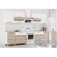 Кухонный гарнитур 2,4м Айсбери бтс
