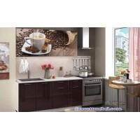 Кухня с фотопечатью Кофе