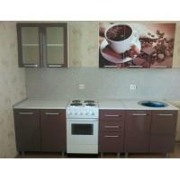 """Кухня  2.0 м. Люкс-""""Шоколад""""(BTS)"""