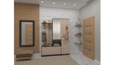 Недорогая мебель по индивидуальному заказу для прихожей