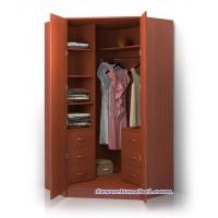 Угловой шкаф алиса 4