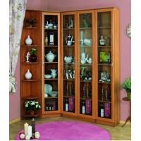 Книжный шкаф библиотека Верона-2