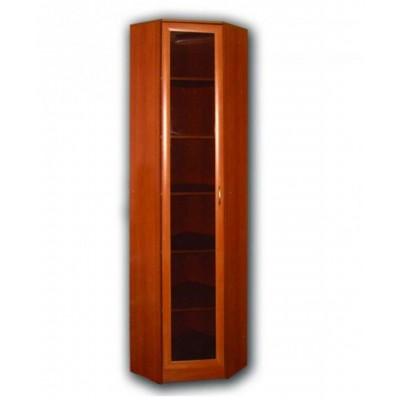 Угловой книжный шкаф  Верона
