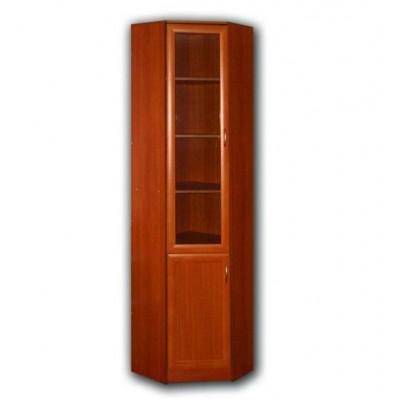 Угловой книжный шкаф  Верона А