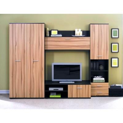 Мебельная стенка Атриум