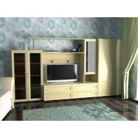 Мебельная стенка Санремо -18