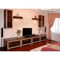 Мебельная стенка Домино-3