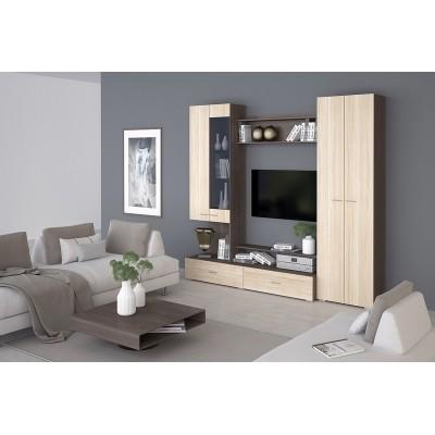 Мебельная стенка Латте