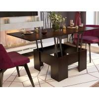 Стол трансформер для кухни и гостиной