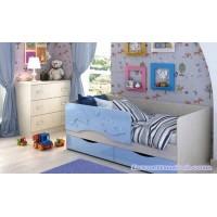"""Детская кровать """"Дельфин"""" 1.6"""
