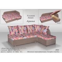 Угловой диван Арина 1М